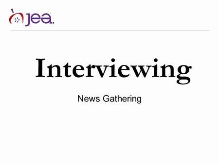 Conducting Dissertation Interviews