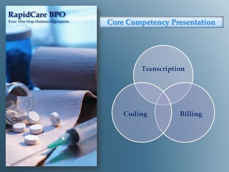 Core Competency Presentation Transcription BillingCoding.