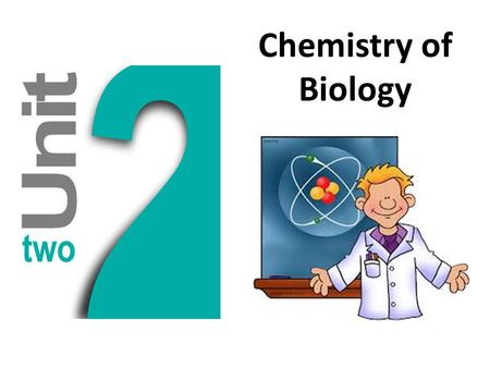 Chemistry of Biology. What is Matter? Anything that has mass and volume.