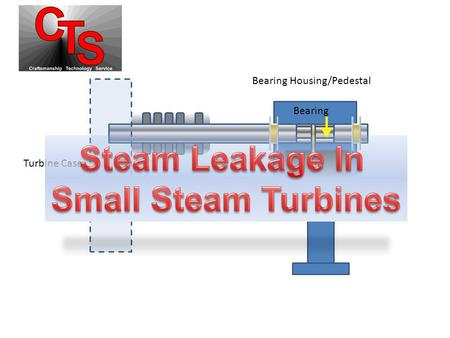 Steam Leakage In Small Steam Turbines