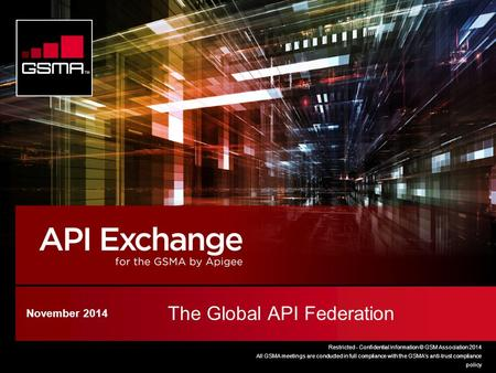 The Global API Federation
