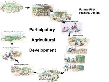 Participatory Agricultural Development Farmer-First Process Design.