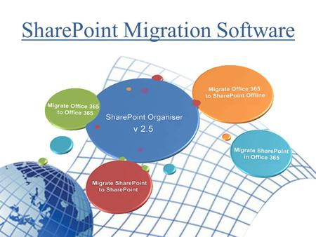 SharePoint Migration Software. Why Need of SharePoint Migration Reason for doing the task -Migration of SharePoint Today every user wants to update itself.