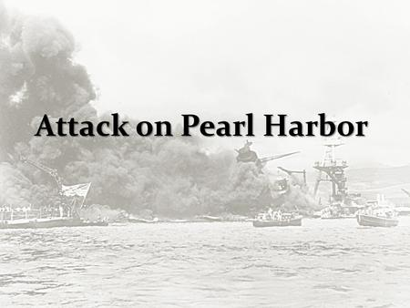 Attack on Pearl Harbor. Were there any key events that occurred in the film that could have changed the events of the attack, had it gone differently?