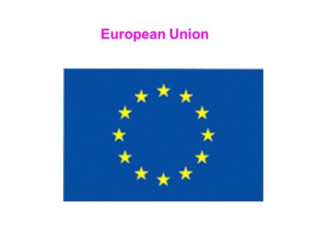European Union. EU Member States cede some of their sovereign rights to the EC. Thus, the EC is able to issue sovereign acts that have the same force.