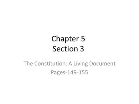 the three major reasons of the us constitution being an economic document Explore all aspect of the united states constitution online to uncover the text of the constitution, explanations of the document, biographies of the framers, and much more the problem of slavery how could the delegates to the constitutional convention possible determine that a slave could be deemed three-fifths of a human being.