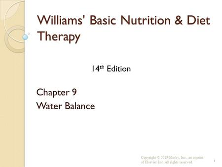 "chapter 7 basic nutrition essay example Need essay sample on chapter 7: what are identified in the text as ""the basic building blocks"" of native let us write you a custom essay sample ernest."