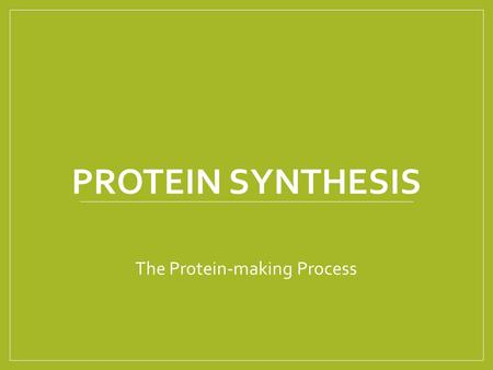 Protein Synthesis And Nuclear Control Do You Know How The Nucleus  Protein Synthesis The Proteinmaking Process Protein Synthesis Gene  Expression Notes Proteins