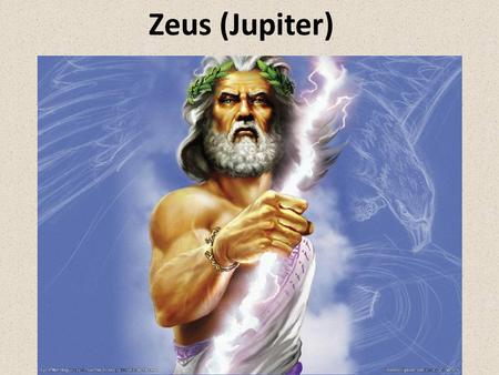 Zeus (Jupiter). Zeus As the sky god Zeus had easy access to goddesses and mortal women of the world and took full advantage of it His power as a supreme.