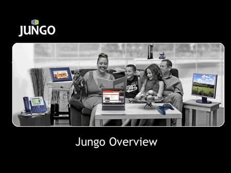 JUNGO CONFIDENTIAL 1 Jungo Overview. JUNGO CONFIDENTIAL 2 Residential Gateway middleware, Support cost reduction and VAS solutions Most tier-1 OEMs and.