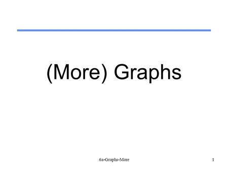 16a-Graphs-More (More) Graphs Fonts: MTExtra:  (comment) Symbol:  Wingdings: Fonts: MTExtra:  (comment) Symbol:  Wingdings: