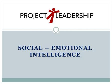 SOCIAL – EMOTIONAL INTELLIGENCE. College Completion Rates 55.5 % of students who begin a bachelor's degree finish in 6 years. 29.2 % of students who begin.