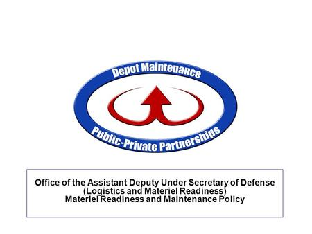 Office of the Assistant Deputy Under Secretary of Defense