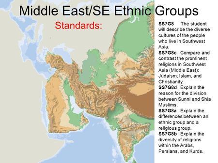 southwest asian people meet