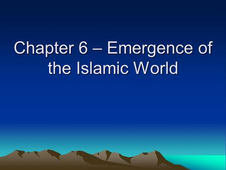 how and why did islam spread so quickly essay We did a lot of learning, and while we were learning we did a piece of writing about why do we think islam spread so quickly by the 7th century in this project on islam, we focused on learning about why did islam spread so quickly.
