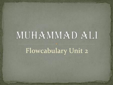 Flowcabulary Unit 2. Agile- Able to move quickly and easily; flexible. Audacious- Bold, daring or uninhibited. Crusade- A military expedition; a campaign.