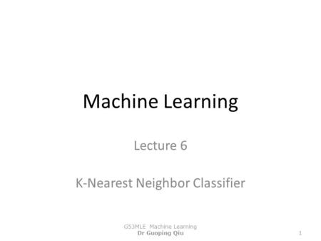 AI with Python - Unsupervised Learning: Clustering