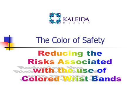 The Color of Safety. What is the Problem? Several states, as well as New York, have documented the lack of uniformity that exists among organizations.