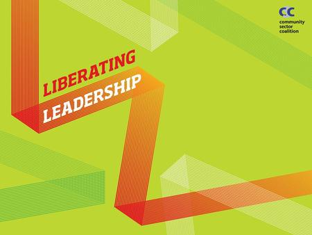 Key points Background and development of Liberating Leadership