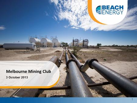 1 Melbourne Mining Club 3 October 2013. 2 The benefits of natural gas (CH 4 ) High hydrogen, hence cleaner burning than coal Reduced water demand Able.