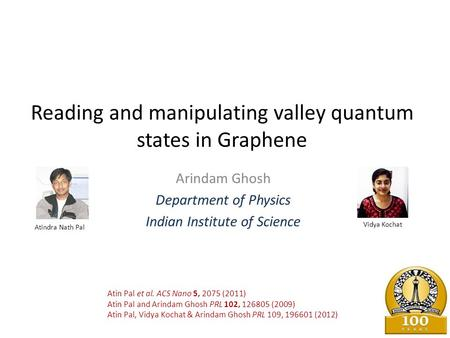 Reading and manipulating valley quantum states in Graphene