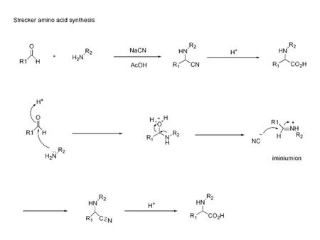 Three-component coupling reactions in ionic liquids: a facile synthesis of a-aminonitriles New J. Chem., 2003, 27, 462–465.