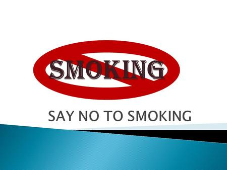 SAY NO TO SMOKING. IS IT DANGEROUS??  Tar - used to tarmac roads.  Arsenic - very potent deadly poison.  Cadmium and nickel - used in batteries. 