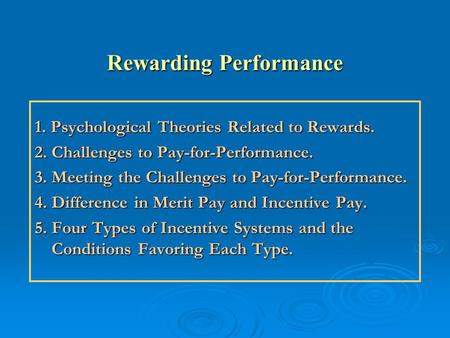 economic theories of pay and reward In economic terms, profit is defined as a reward received by an entrepreneur by combining all the factors of production to serve the needs of individuals in the economy profit in economics is termed as pure profit or economic profit or just profit.