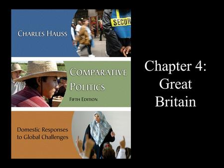 Chapter 4: Great Britain. Thinking About Britain Key Questions Gradualism – the belief that change should occur slowly or incrementally. Relative.