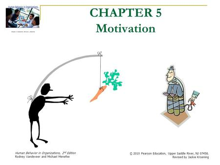CHAPTER 5 Motivation 2.