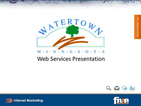 Web Services Presentation. Site Management Console (SMC)