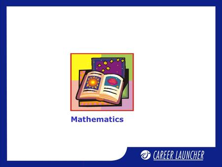 Mathematics. Matrices and Determinants-1 Session.