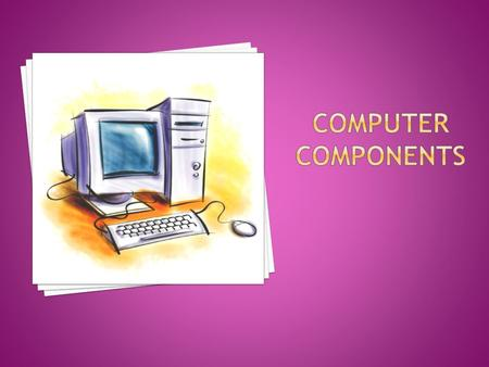 A computer is a machine that is used to store and process data electronically Computer Definition.