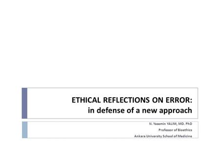 ethical reflections Some ethical reflections on cyberstalking frances s grodzinsky sacred heart university herman t tavani.