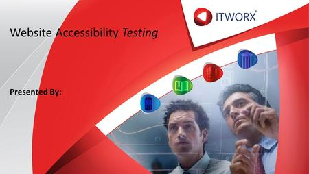 Website Accessibility Testing Presented By:. Agenda.