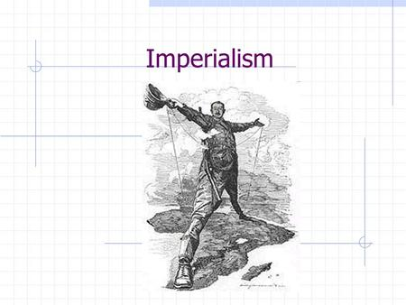 an introduction to the history and the issue of imperialism Question description you are the historian the united states, like many industrial nations, entered into a new race for colonies at the end of the nineteenth century (the age of high imperialism.