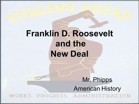 a history of depression in america and franklin roosevelts reform The great depression was a watershed in american history soon after herbert hoover assumed the presidency in 1929, the economy began to decline, and between 1930 and 1933 the contraction assumed catastrophic proportions never experienced before or since in the united states disgusted by hoover's .
