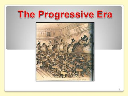 1. 2 Reform and the Gilded Age 3 During the Gilded Age, political power was split between the two major parties.