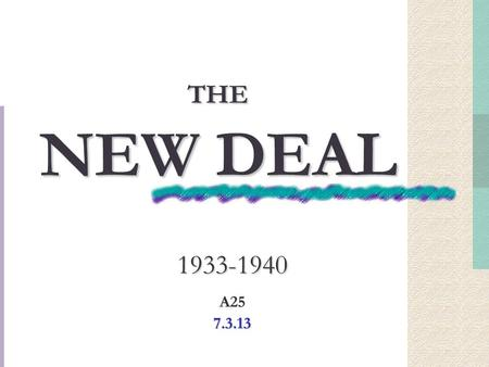 how successful were the programs of the new deal in solving the problems of the great depression The problems of the great depressionhow effective were new deal dbq essay outline although fdr's new deal did not end the great depression it eased the.