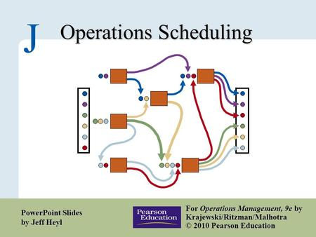 Operations Scheduling
