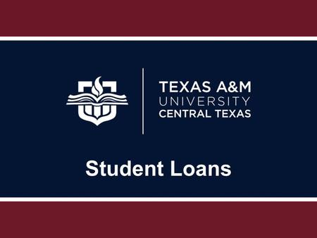 Student Loans. What Are Student Loans? A student loan is money borrowed to pay for the cost of education and must be paid back with interest. Student.