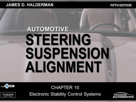 CHAPTER 10 Electronic Stability Control Systems