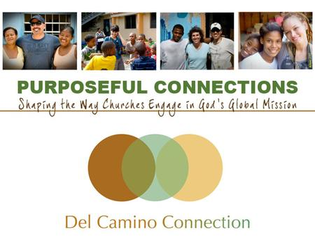 "The Yaccino Family… Life in the Church… ""Missio Dei"" - God's Mission What is God's Mission for the World?"