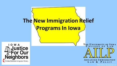 The New Immigration Relief Programs In Iowa Photo Source: