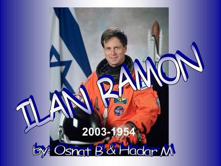 1954-2003 Born in Tel Aviv 1954. EDUCATION: Graduated from High School in 1972; bachelor of science degree in electronics and computer engineering from.
