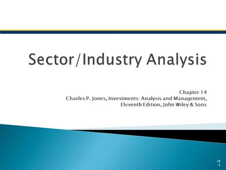Sector/Industry Analysis