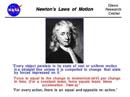 Sir Isaac Newton was one of the greatest scientists and mathematicians that ever lived. He was born in England on December 25, 1643. He was born the same.