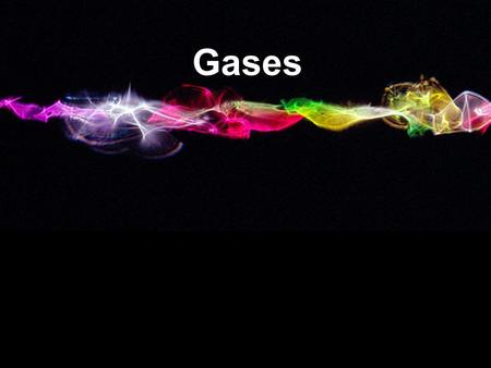 Gases Which diagram represents a gas? Why? Phase of MatterParticlesShapeVolume SolidClose TogetherDefinite LiquidClose TogetherNot DefiniteDefinite GasFar.