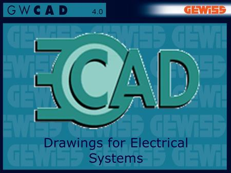 1 Drawings for Electrical Systems. 2 It's an easily used software programme for designing and estimating electrical systems for residential and service.