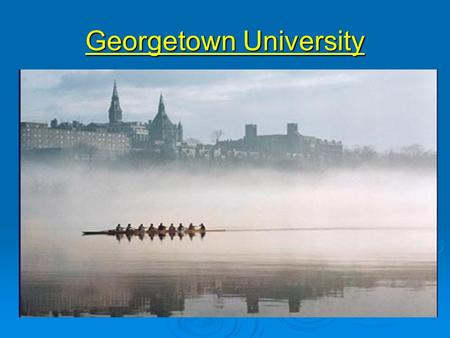 Georgetown University. Last Time  The Analytics of Profit maximizing Prices  The economics of cost pass-throughs.